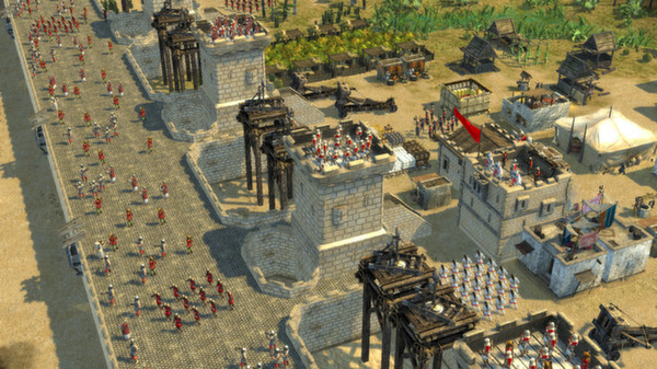 Stronghold Crusader 2 PC Version Setup