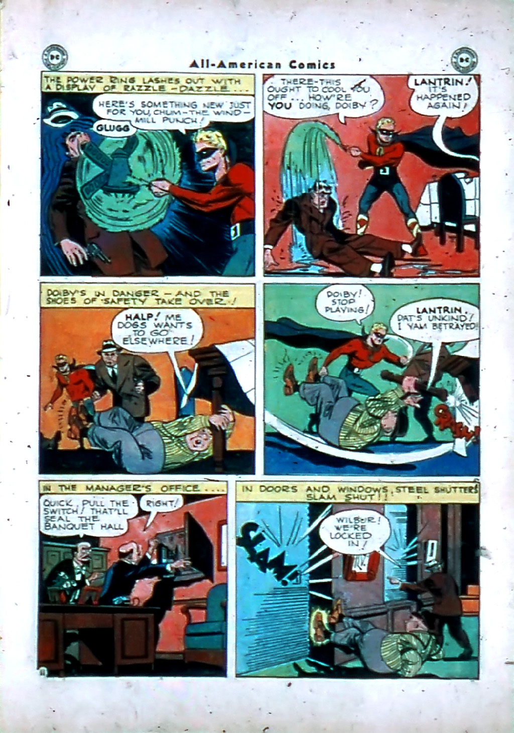 Read online All-American Comics (1939) comic -  Issue #74 - 13