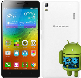 Tutorial Cara flashing Lenovo A7000 plus Bootloop/SoftBrick
