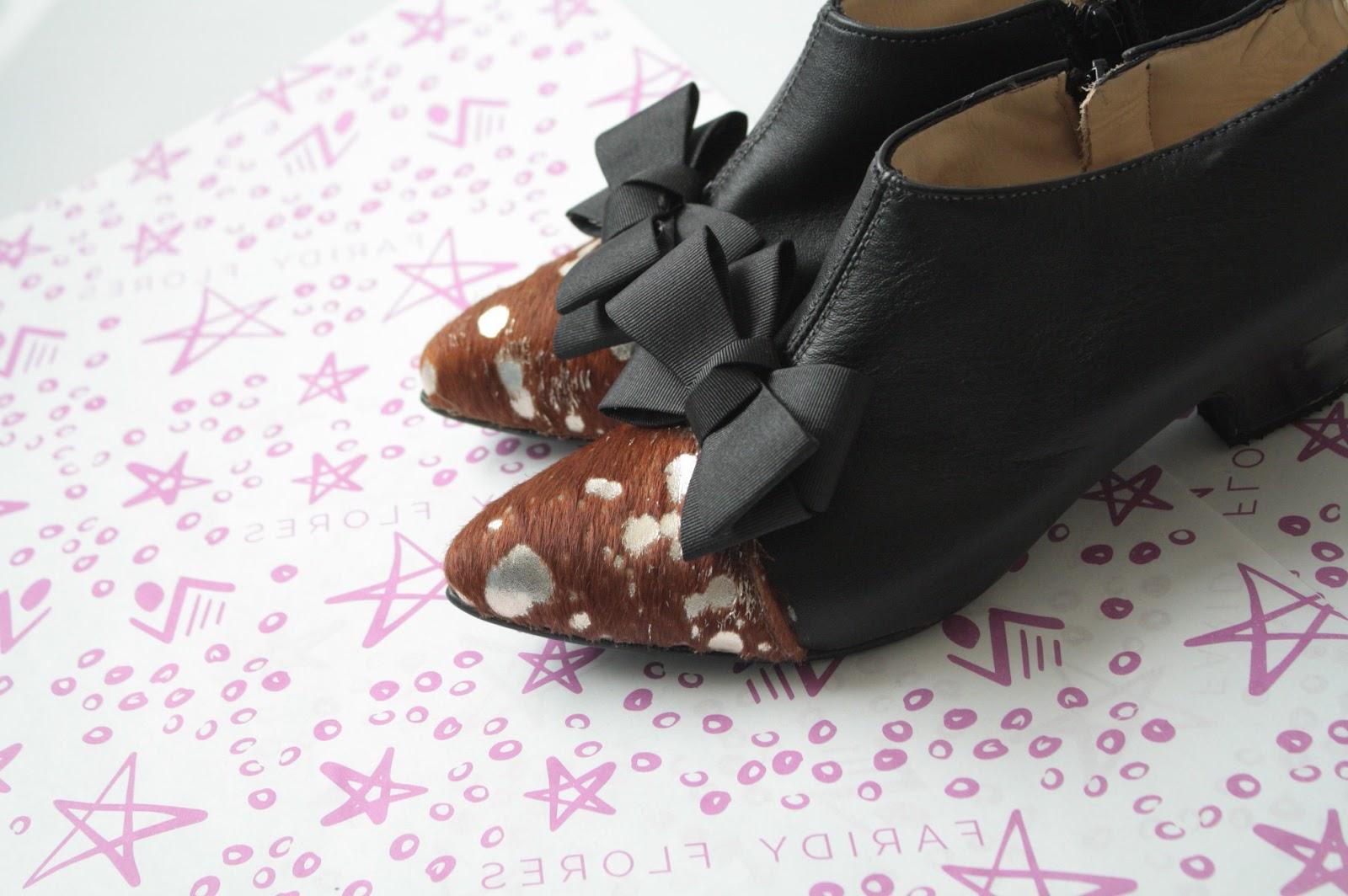 22b81146f Faridy Flores: sus zapatos celebran su 5to aniversario | Quinta ...