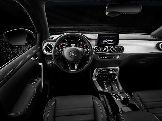 Mercedes Classe X 350d
