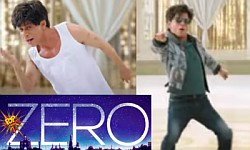 Shah Rukh Khan as Dwarf in film Zero