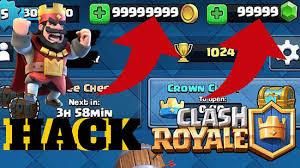 Cara Cheat Gems dan Gold Game Clash Royale Terbaru