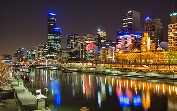 Melbourne Southbank District