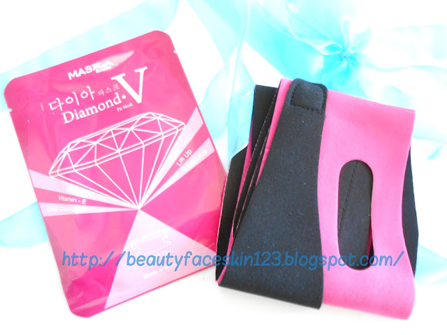 MASK HOUSE DIAMOND V FIT MASK
