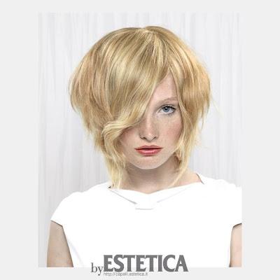 Tagli Capelli by Estetica.it: Taglio capelli medio biondo ...