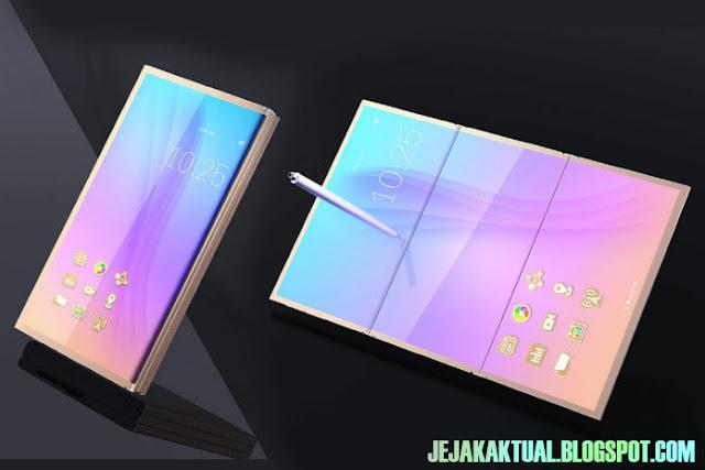 Samsung Foldable Screen