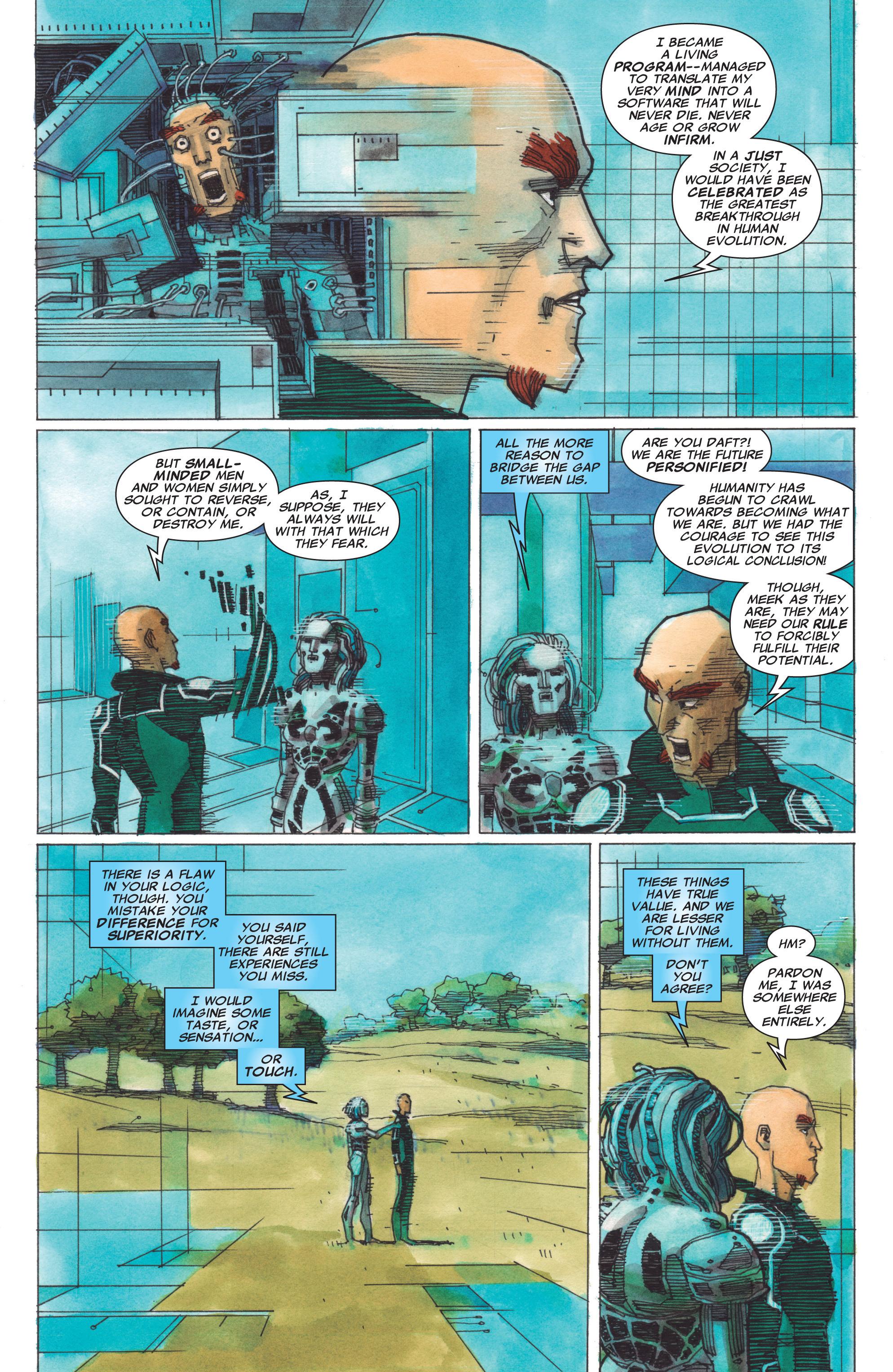 Read online Astonishing X-Men (2004) comic -  Issue #43 - 13