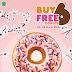 Promo Dunkin Donuts Terbaru Periode 26 - 28 Maret 2018