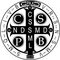 Medalla de San Benito símbolo significado