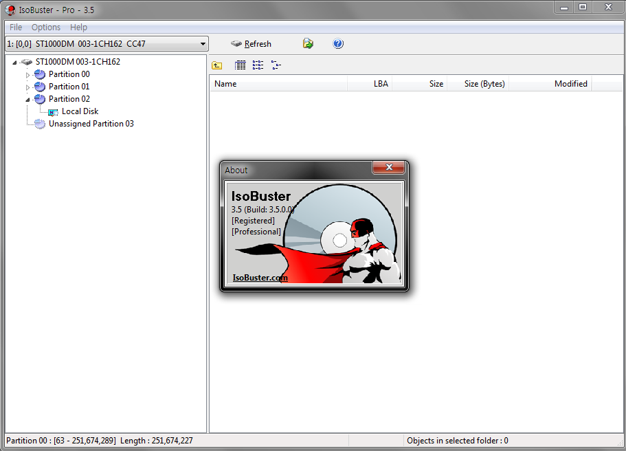 IsoBuster 4.7 Beta Crack + License Key Free 2021