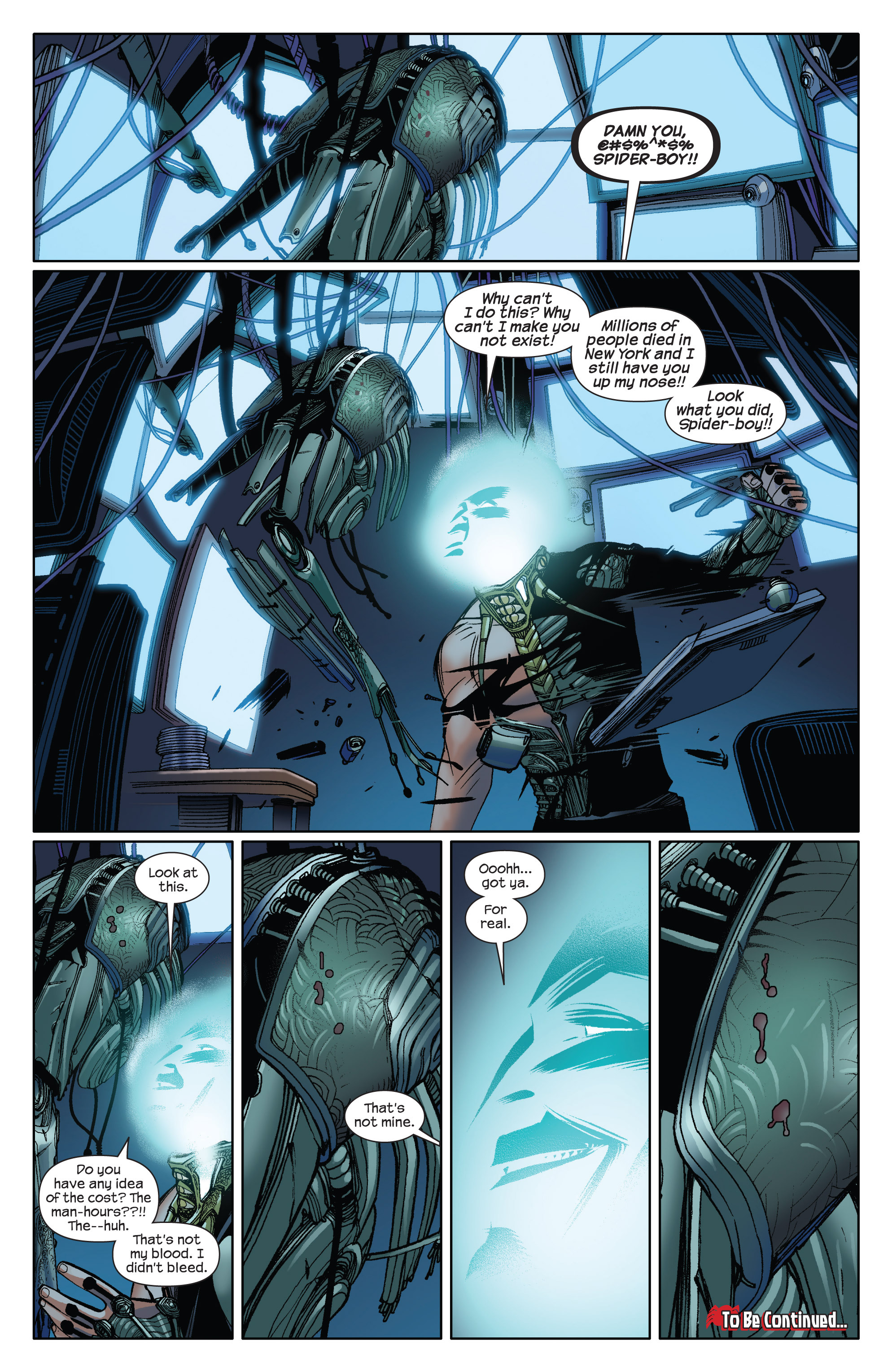 Read online Ultimate Spider-Man (2009) comic -  Issue #5 - 20