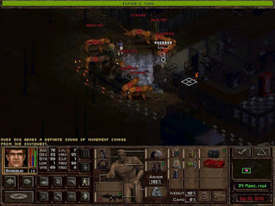 Jagged Alliance 2: Urban Chaos Game Screenshot 2005