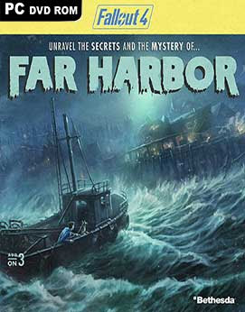 تحميل  Fallout 4 Far Harbor DLC