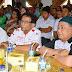 PMI Kota Padang Umrahkan 13 Orang Telah Donor sampai 140 Kali.