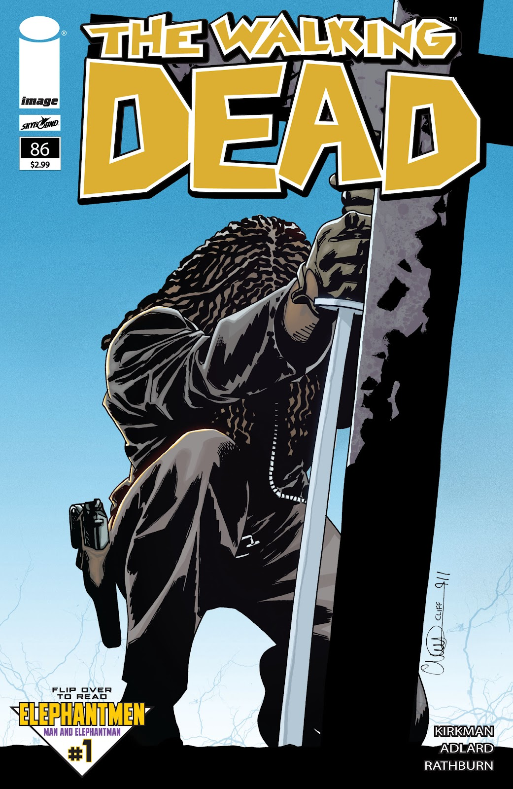 The Walking Dead issue 86 - Page 1
