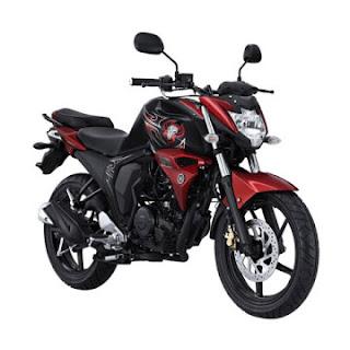 Dealer Motor Yamaha Byson FI Murah di Solo Merah