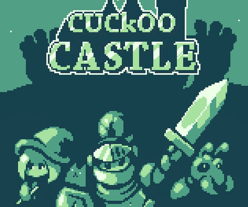 Indie Retro News: Cuckoo Castle - Seriously cool Gameboy styled