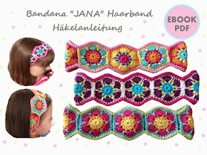 Ebook Haarband JANA