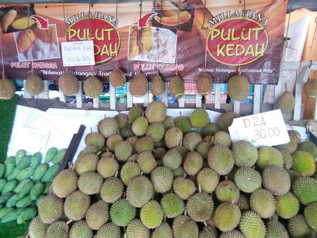 Merasai Sendiri Keenakan Pulut Durian Viral Di Milla Hana Pulut Kedah