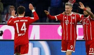 Bayern Munich vs Augsburg 3-0 Video Gol & Highlights