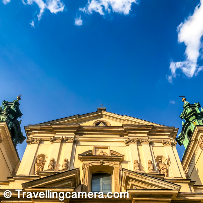 Other related posts -   How to reach Krakow city in Poland and things to visit, see, do & explore     Planty Park - Well located park in Krakow to offer diverse experience of this Historical City  St Mary's Basilica - One of the Architectural Marvels of Krakow City in Poland  Town Hall Tower Tour - Things to know before visiting Krakow City in Poland  Old Town Market Square in Warsaw and Top places to visit/explore around it  Sigismund's Column & Royal Castle - Wonder why these are most photographed places in Warsaw, Poland  The Tour of Presidential Palace in Warsaw City and a walk around the streets - Poland Diaries  Wawel Castle - A UNESCO World Heritage Site in Historic City of Krakow, Poland