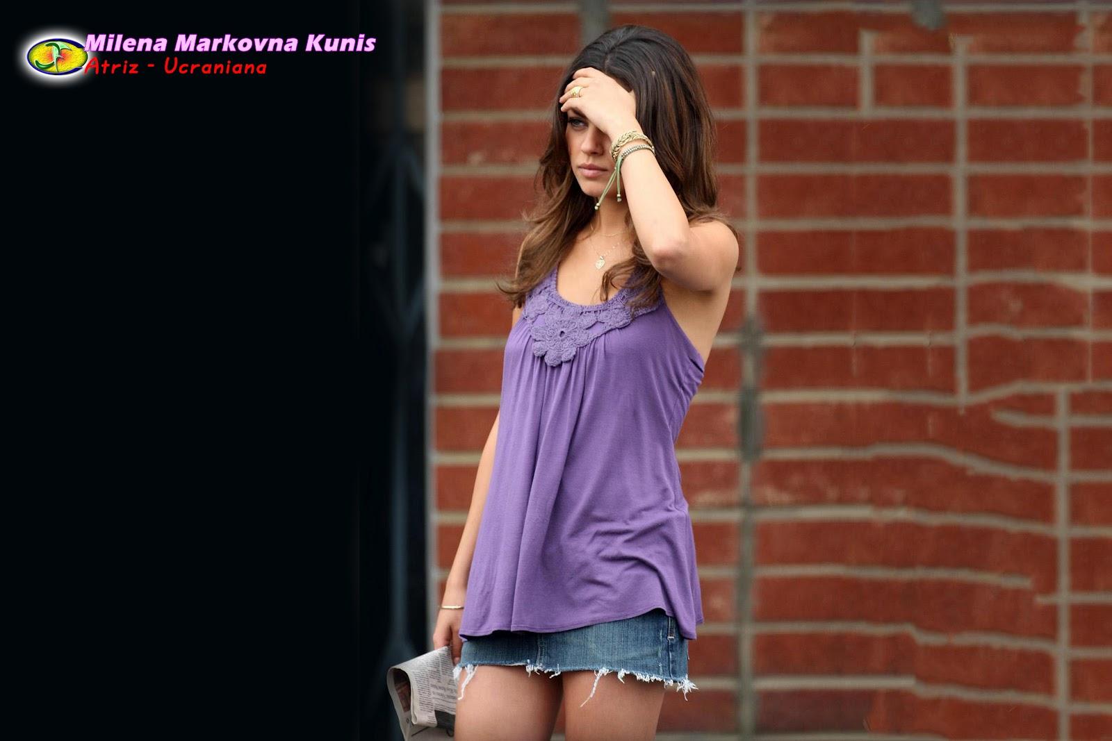 FAMA: Mila Kunis