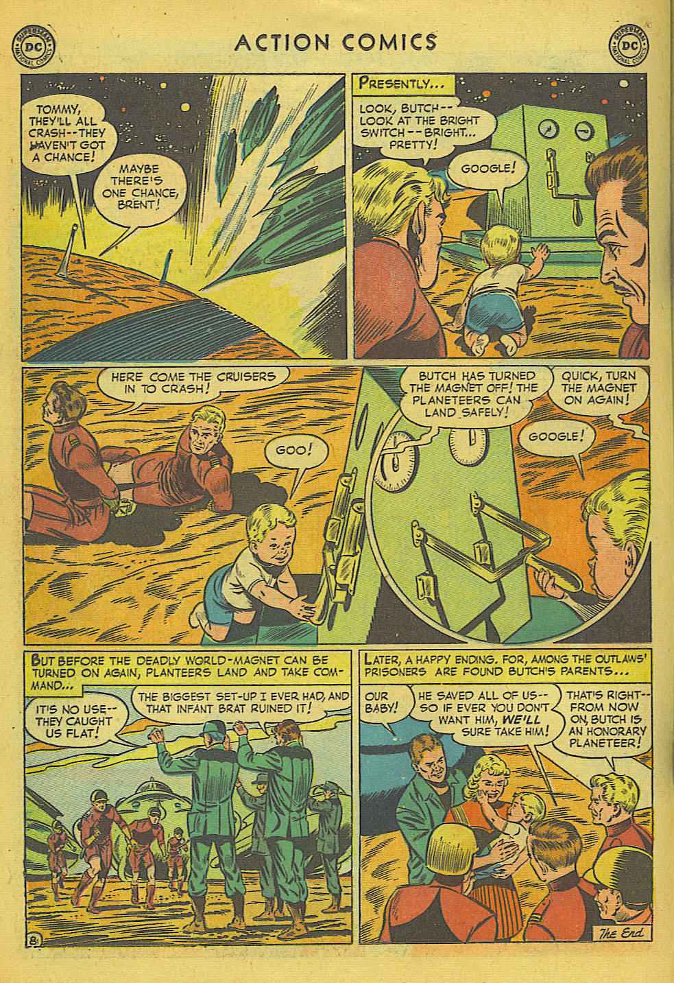 Read online Action Comics (1938) comic -  Issue #157 - 27
