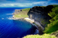 Cliffs Moher Irlandia
