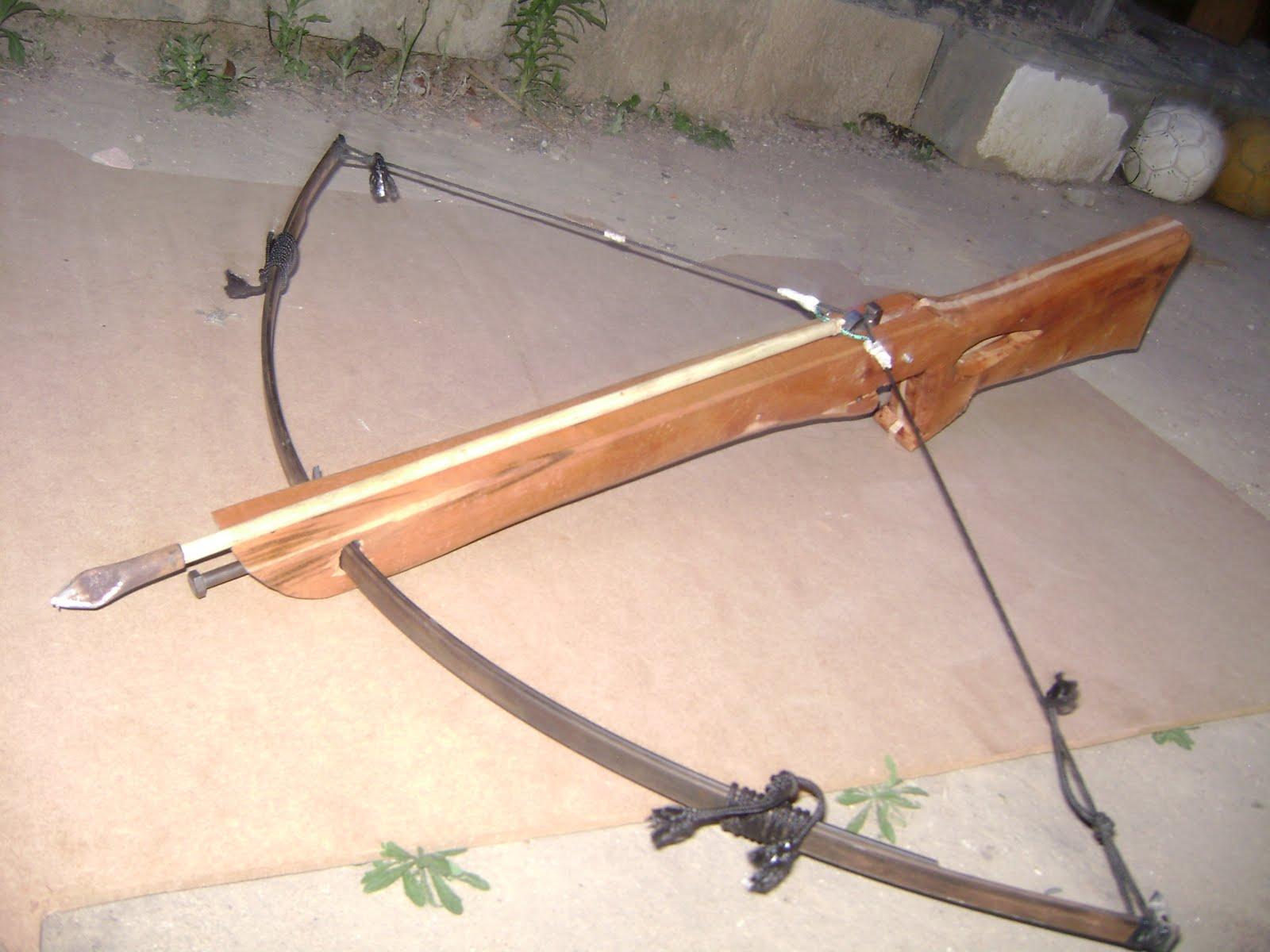 Arma Besta Wikipedia: Louco Por Armas: Balestra Jäger (tutorial