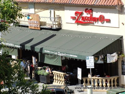 Trattoria Fantastica in Little Italy, San Diego, California