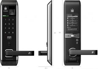 Các loại Khóa cửa thẻ từ phổ biến dùng để mở cửa hiện nay