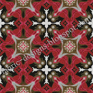 geometric textiles pattern and design