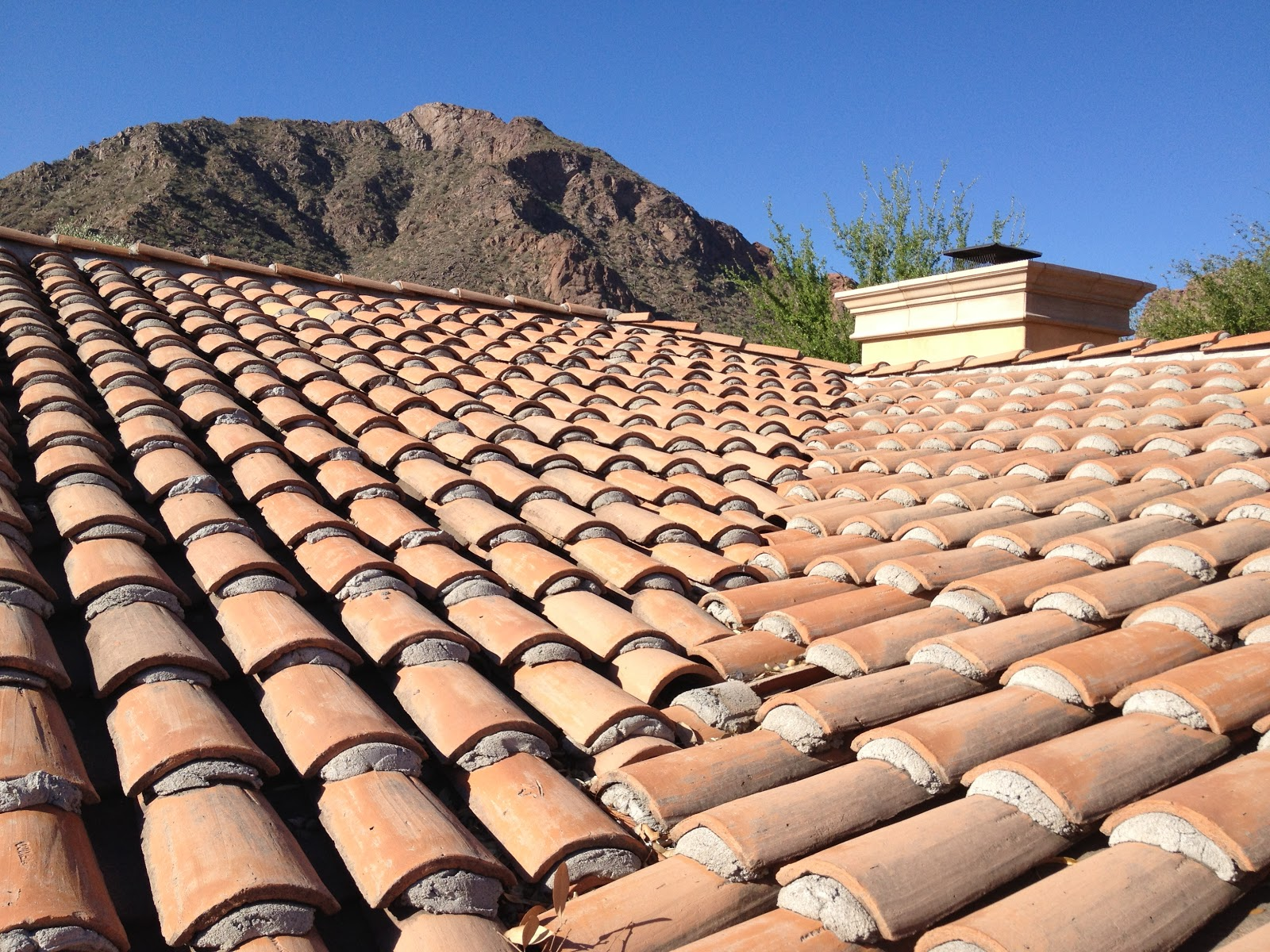 Starkweather Roofing Replaces Tiles And Installs Coatings