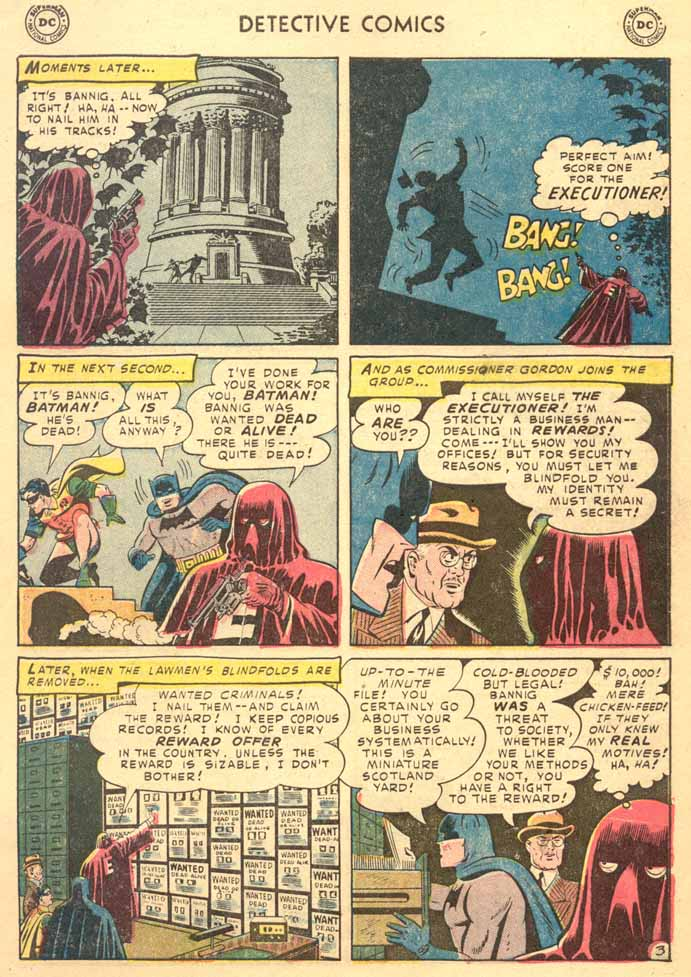 Read online Detective Comics (1937) comic -  Issue #191 - 5