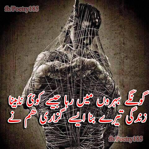 Urdu Poetry : اردو شاعری