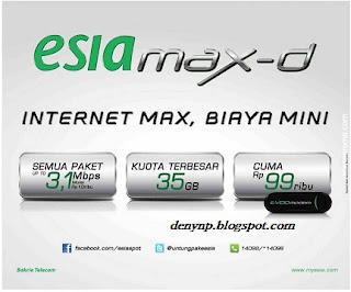 Cara Cek Kuota, Paket Internet, cara cek kuota esia max-d lewat sms, cara cek kuota internet esia max d,