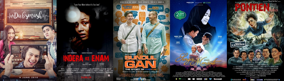 5 Daftar Film Indonesia Rilis Tayang Bulan Juni 2016 ...