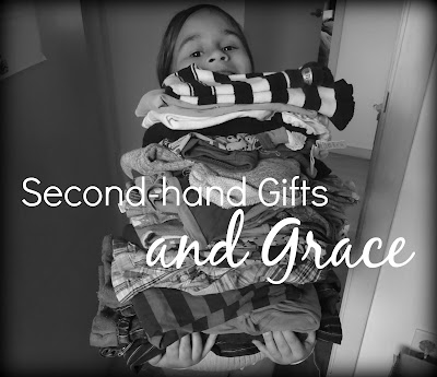 Second-hand Gifts and Grace