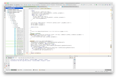 idea Building Pentaho Platform from source and debugging it