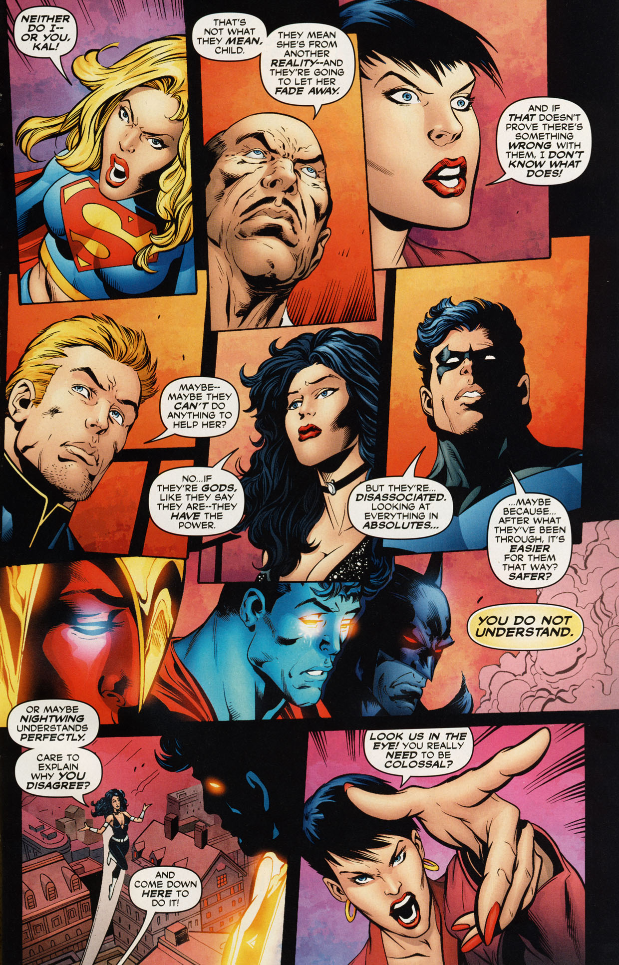 Read online Trinity (2008) comic -  Issue #44 - 19