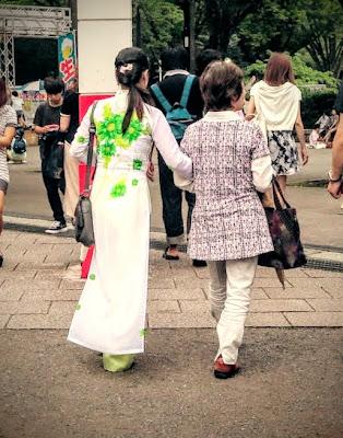 Vietnam Festival 2015, Yoyogi, Tokyo.