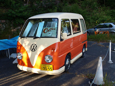 Hijet VW Combi Dakota