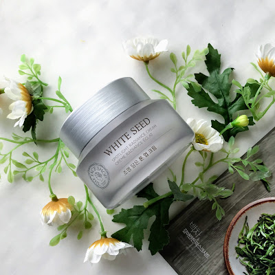 Review | THE FACE SHOP White Seed Spotlight Radiance Cream