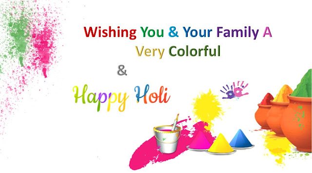 Happy Holi Real Pic