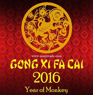 tahun baru imlek monyet api