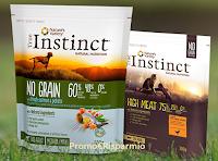 Logo Diventa una delle 5.000 tester dei prodotti Instinct per cane