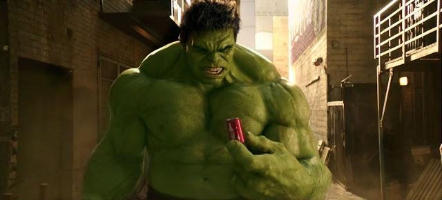 Reklama Coca-cola Hulk