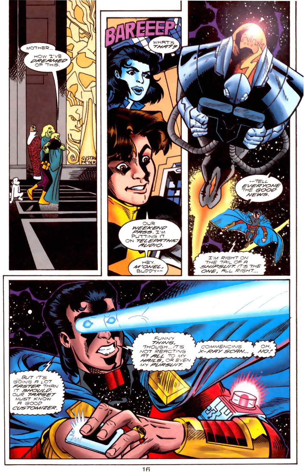Legion of Super-Heroes (1989) 108 Page 15