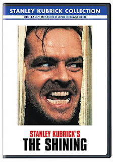 The Shining, Movie DVD, Jack Nicholson. The Shining Gifts and Merchandise, Stephen King Horror Store